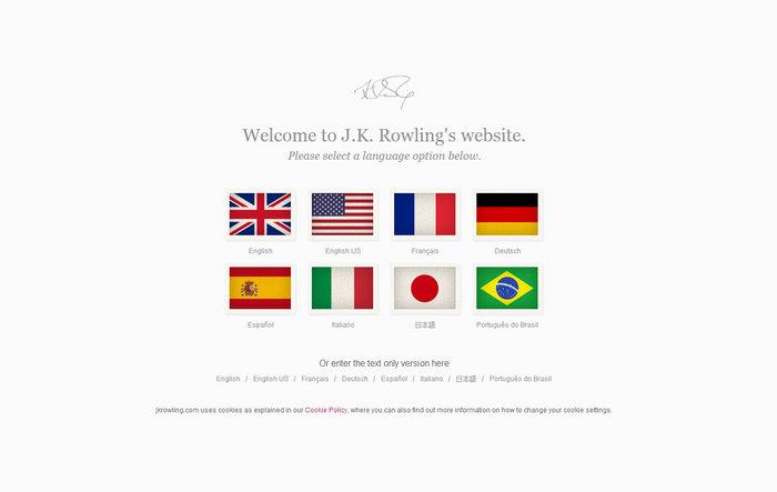 web design of jk