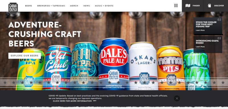 Oskar Blues Breweries
