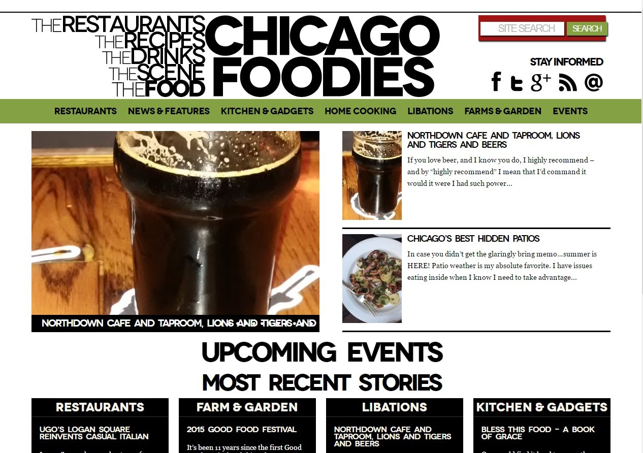 Chicago Foodies
