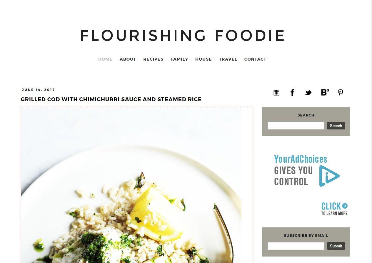Flourishing Food