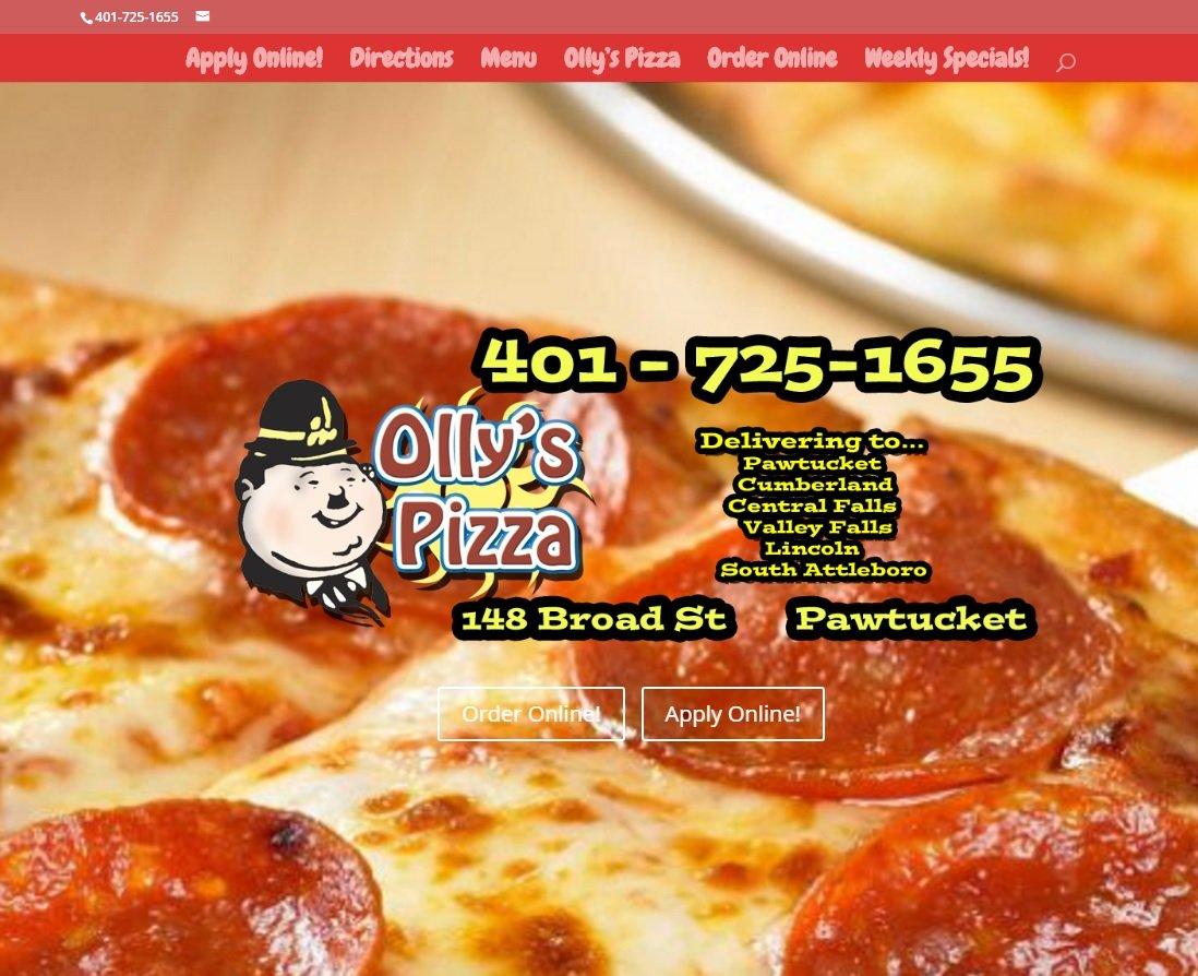 Olly s Pizza