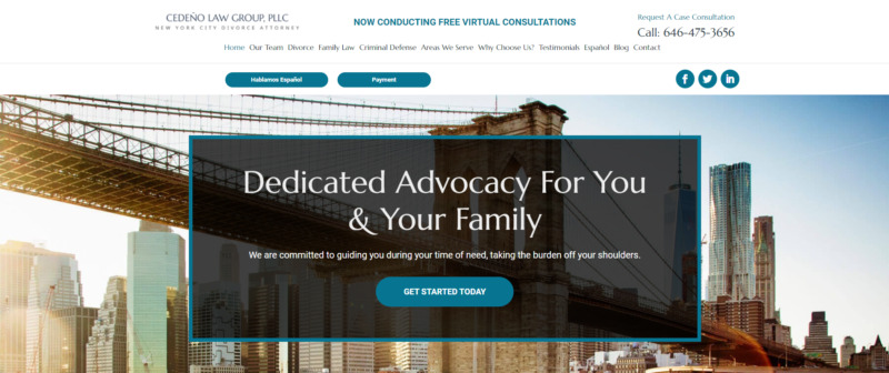 Cedeño Law Group, PLLC