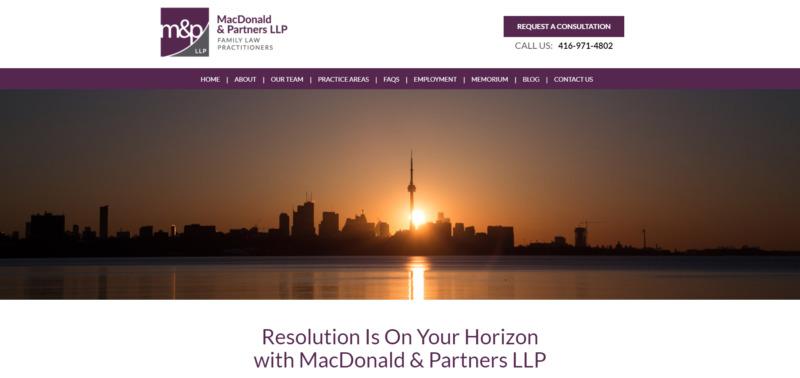 MacDonald & Partners LLP