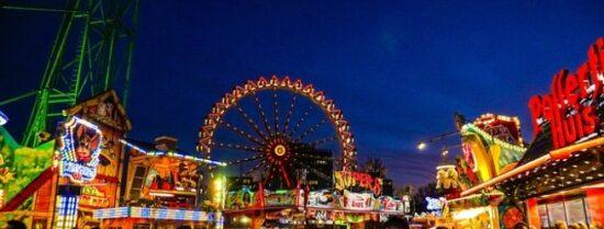 Top 10 Amusement Park Web Designs