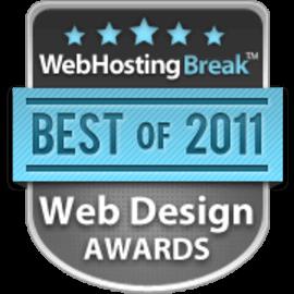 WHB webdesign award