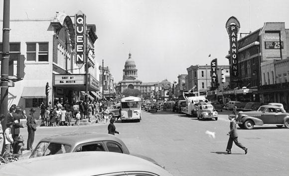 Austin TX 1942