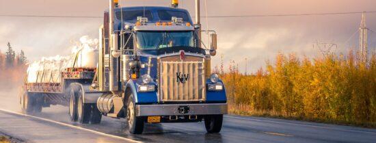 Top 4 Trucking Website Designs